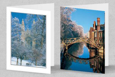 Cambridge Christmas Cards