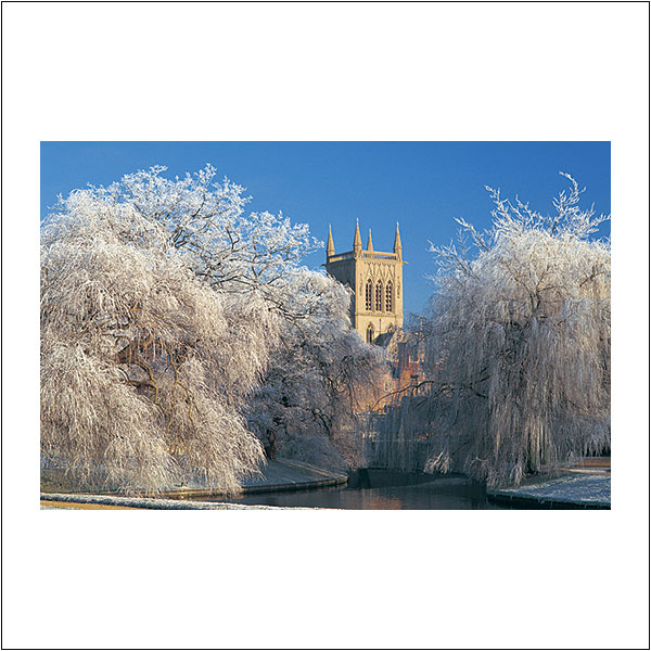 CP0025 St Johns Chapel Frost