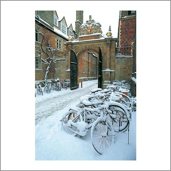 CP0090 Nevile's Gate Trinity College