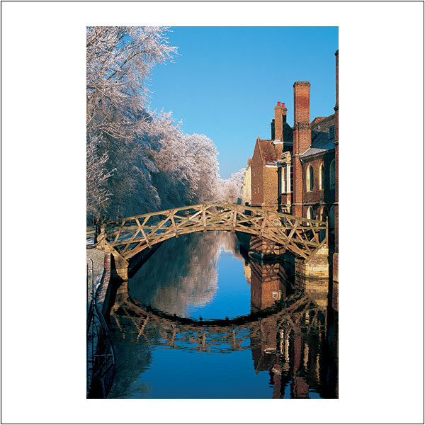 CP0098 Mathematical Bridge Queen's College