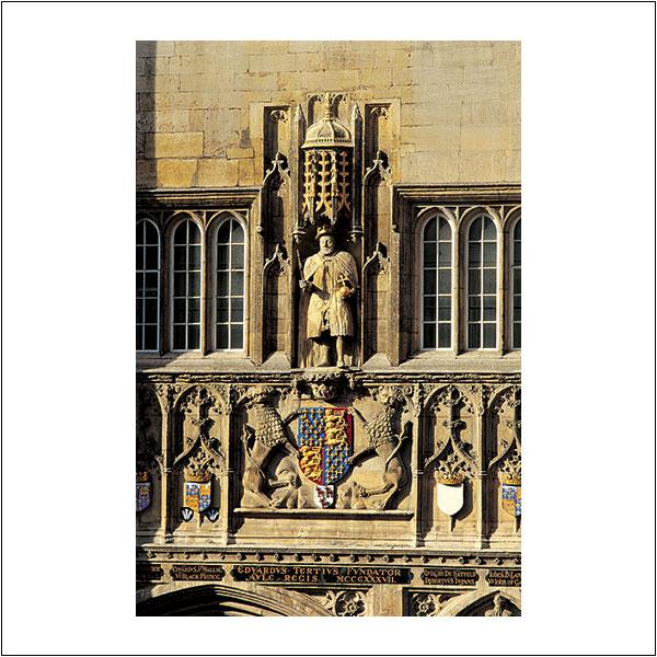 CP0318 Henry VIII Trinity College