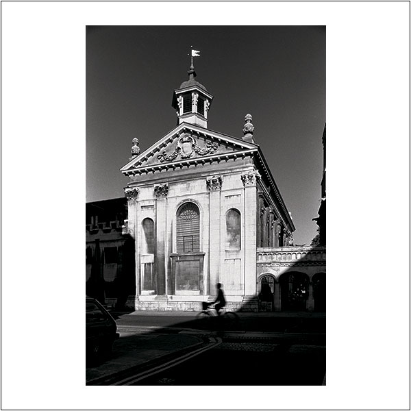 CP0433 Pembroke College Chapel