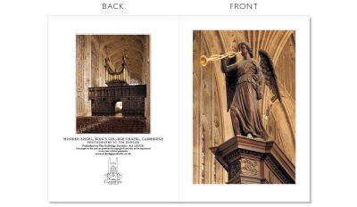LCCC21 Cambridge Christmas Cards | The Oxbridge Portfolio
