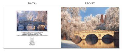 LCCC36 Cambridge Christmas Cards | The Oxbridge Portfolio
