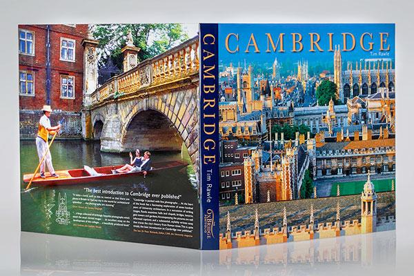 Books on Cambridge by Tim Rawle